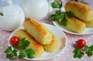 Сосиски в картофельном тесте - фото шаг 13