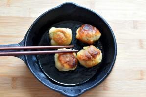 Самые легкие китайские   булочки с мясом - фото шаг 5