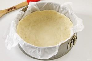 Пирог со сладким перцем и курицей - фото шаг 9