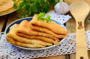 Тонкие картофельные блины (такого вы ещё не пробовали!) - фото шаг 6