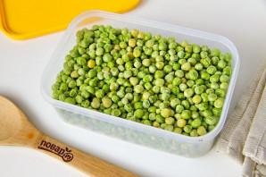 Зеленый горошек на зиму - фото шаг 5
