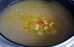 Постный суп в мультиварке - фото шаг 5