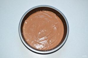 Шоколадный бисквит на кефире - фото шаг 5
