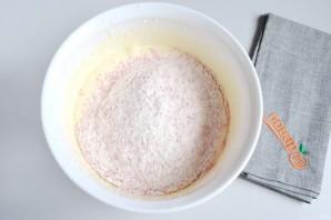 Кокосовый бисквит - фото шаг 5