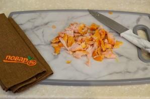 Салат Поросенок с копченой курицей - фото шаг 1