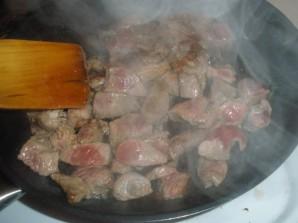 Галушки с мясом - фото шаг 2