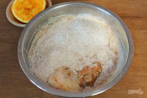 Пирог из морковного жмыха - фото шаг 6