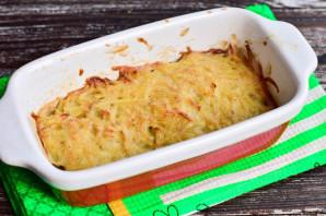 Мясо в картофельной шубке - фото шаг 8