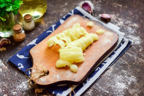 Лечо с помидорами и огурцами - фото шаг 4