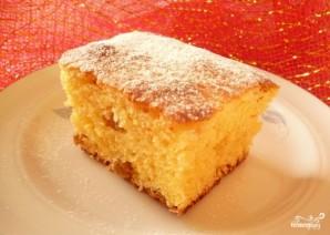 Пирог из кукурузной муки на кефире - фото шаг 4
