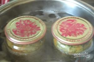 Огуречный салат на зиму - фото шаг 4
