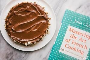 Торт на один годик девочке  - фото шаг 3