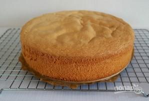 Бисквит классический для торта - фото шаг 7