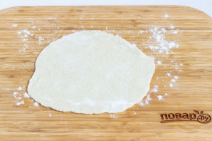 Лепешки без яиц - фото шаг 5