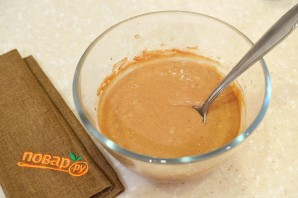Панкейки с какао - фото шаг 5