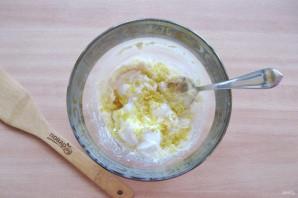 Лимонный кекс без яиц - фото шаг 6
