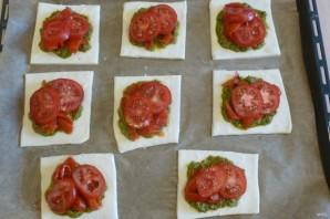 Тарты с помидорами и печеными перцами - фото шаг 3