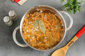 Рисовый диетический суп