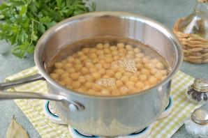 Суп с нутом и брокколи - фото шаг 2
