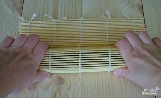 Роллы с тунцом консервированным - фото шаг 4