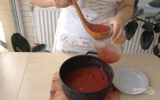Томатный сок (вкусно и просто) - фото шаг 5