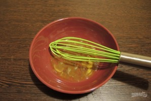 Яичная лапша с курицей и овощами - фото шаг 6