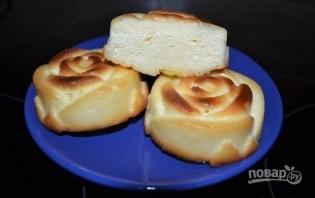 Сырники без муки в духовке - фото шаг 5