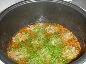Фрикадельки с рисом в мультиварке - фото шаг 5