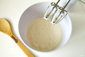 Нежный кекс на кефире - фото шаг 2