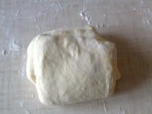 Пирожки с яйцом и мясом - фото шаг 4