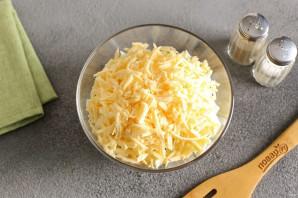 Салат с бужениной и огурцом - фото шаг 5