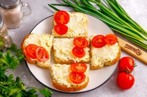 Бутерброды с копченой курицей