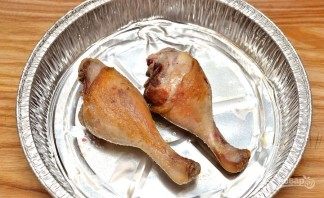 Утка в духовке с картошкой - фото шаг 3