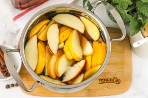 Яблочный пунш - фото шаг 2