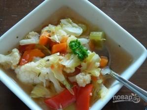 Суп для похудения из сельдерея - фото шаг 6