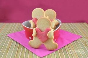 Простое печенье на 14 февраля - фото шаг 9