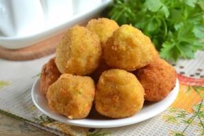 Картофельные шарики - фото шаг 6