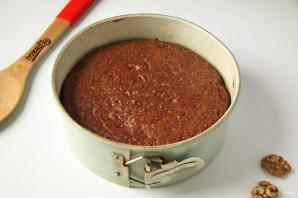 Пирог с творогом и орехами - фото шаг 8
