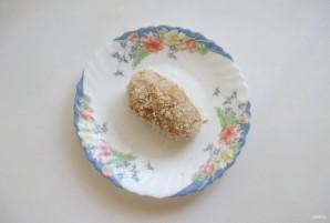 Куриные зразы с сыром и яйцом - фото шаг 7