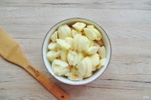 Вишневое варенье с яблоками - фото шаг 4
