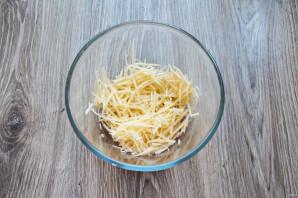Салат из репы и яблока - фото шаг 2