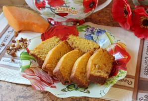 Пирог с тыквой и изюмом - фото шаг 14