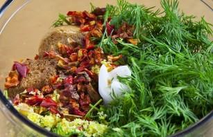 Мясо в панировке в духовке - фото шаг 4