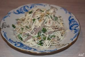 Салат из телятины - фото шаг 5