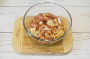 Свинина барбекю по-корейски - фото шаг 4
