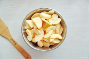 Карамельное варенье из яблок - фото шаг 4