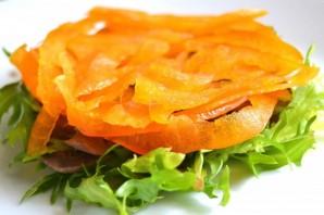 Овощной салат с грибами - фото шаг 6