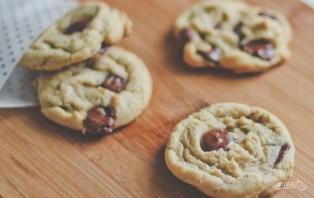 Печенье с виски и шоколадом - фото шаг 6