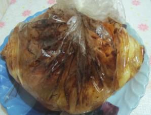 Курица в пакете - фото шаг 4