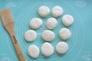 """Пончики """"Бомболони"""" - фото шаг 12"""